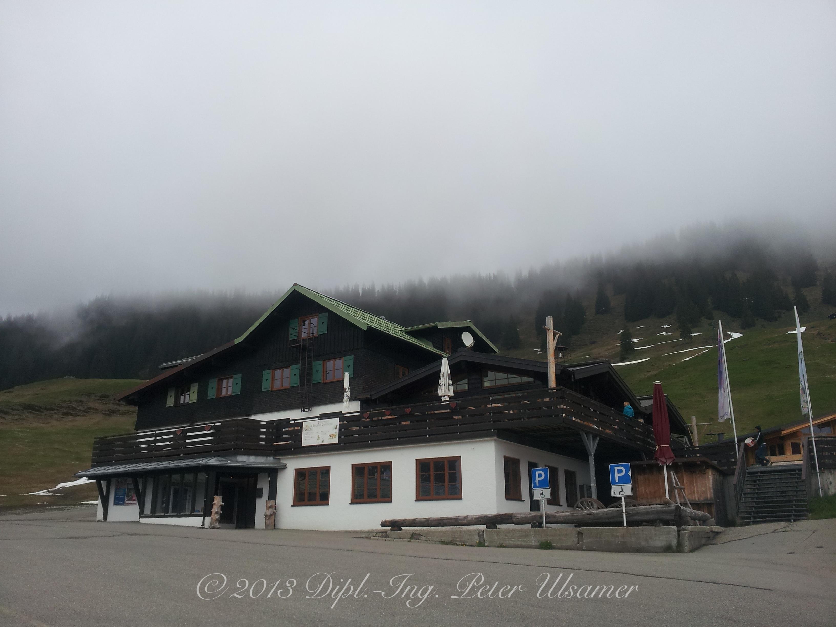 Berggasthütte Grasgehren